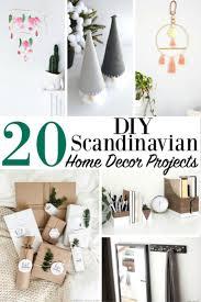20 diy scandinavian home decor projects modern minimalist furniture