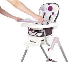 chaise haute babymoov slim babymoov chaise haute slim prune amazon fr bébés puériculture