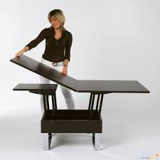 Coffee Table Converts To Dining Table Sofa Table That Converts To A Dining Table