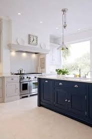 Blue Kitchen Design Get The Look Blue And White Kitchens Blue Kitchens