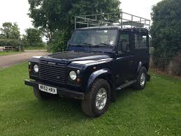 defender land rover 90 used land rover defender 90 county td5 3 doors 4x4 for sale in