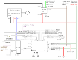 mando remote starter wiring diagram diagram wiring diagrams for