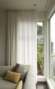 curtains ceiling curtain track home depot track curtains for