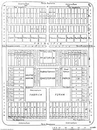 novaesium roman military camp legion castra pinterest