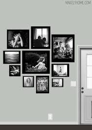 blank gallery wall kim s blank wall a new digital gallery wall design