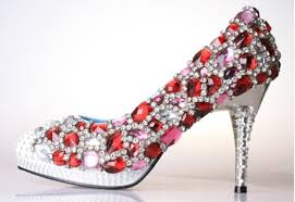 wedding shoes india add a bling to your wedding shoes diy ideas india s wedding