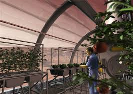 farming in u0027martian gardens u0027 nasa