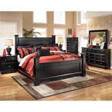 nebraska furniture mart u2013 ashley 5 piece shay king bedroom set