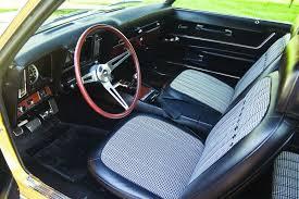1999 Camaro Interior Yellow Ribbon 1969 Chevrolet Camaro Rs Z 28 A Rar Hemmings