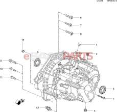 esaabparts com saab 9 5 650 u003e transmission parts