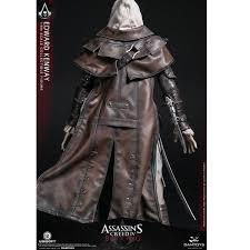 Edward Kenway Halloween Costume Monkey Depot Boxed Figure Damtoys Assassin U0027s Creed Iv Black