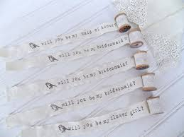 ways to ask bridesmaid to be in wedding will you be my bridesmaid charlottesville weddings