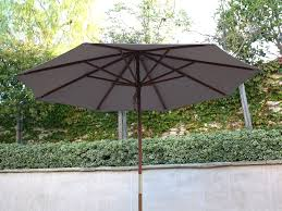 Obravia Treasure Garden Umbrella by Treasure Garden 10 Ft Obravia Cantilever Octagon Offset Patio