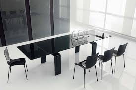 chair 25 best ideas about black glass dining table on pinterest