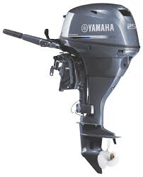 f25smhc yamaha 4 stroke 25hp short shaft outboard for sale