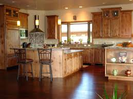 Kitchen Pine Cabinets by Pine Kitchen Cabinets Painting Knotty Modern Design Featuring