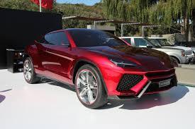 Lamborghini Urus Suv Italy May Offer Incentives For Lamborghini Suv Production