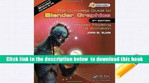 audiobook the complete guide to blender graphics computer