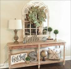 White Entryway Furniture Interiors Black Console Table Entryway Table And Mirror Set