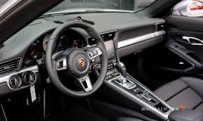 2017 Porsche 911 Targa 4s Lamborghini Calgary