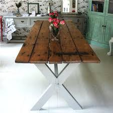 barn door dining table old door dining table max monty