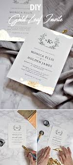 diy invitations diy invitation ideas elegantweddinginvites