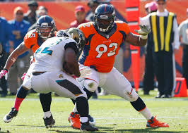 silvester williams the opposition denver broncos los angeles chargers