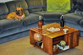 wine crate coffee table wine crate coffee table photo home decorations wine crate coffee