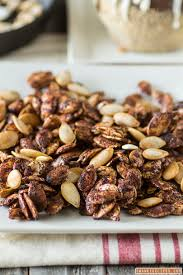 Toasting Pumpkin Seeds Cinnamon Sugar by Cinnamon Roasted Pumpkin Seeds U2014 Recipes Hubs