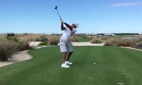 Challenge Site Tiger Woods Hits Driver At World Challenge Site Golfweek