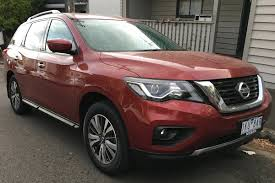 black nissan pathfinder 2017 nissan pathfinder st l 2wd 2017 review long term carsguide