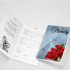 funeral templates templates for funeral program free templates