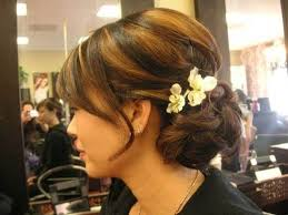 mother of the bride hairstyles partial updo stunning mother of bride hairstyles updos images styles ideas