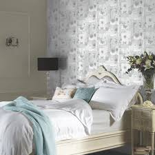 Paris Wallpaper For Bedroom by Shabby Chic Floral Wallpaper In Various Designs Wall Decor New