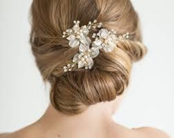 bridal hair pins wedding hair pins etsy