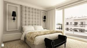 behind the bedroom wall 8 ideas for the original finish of the wall behind the bed in the
