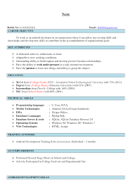Admin Resume Examples by Salesforce Administrator Resume Examples Resume For Your Job