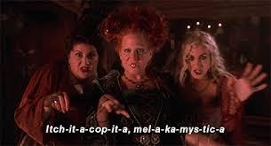 Hocus Pocus Meme - halloween disney gif 90s witch 1990s movie gif sarah jessica parker