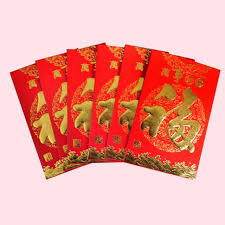 new year money bags new year envelopes thick high grade packets