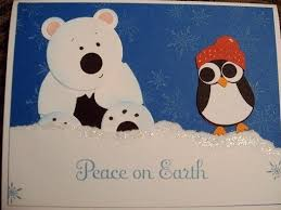 53 best cards penguins polar bears images on