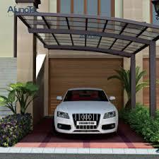 china carport aluminum polycarbonate panel for car shelter china