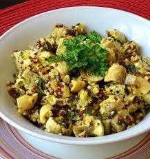comment cuisiner le quinoa recettes sauté de chignons au quinoa les meilleures recettes de cuisine