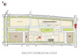 Multiplex Floor Plans by Wave City Center Vasilia In Sector 32 Noida Project Overview