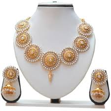 wholesale necklace set images Artificial necklace sets online la necklace jpg