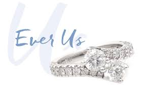 kay jewelers engagement rings for women ever us two stone diamond ring from kay jewelers youtube