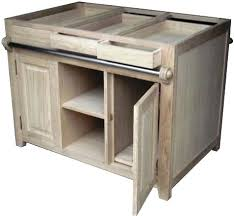 meuble cuisine chene massif facade meuble cuisine bois brut facade meuble cuisine bois brut