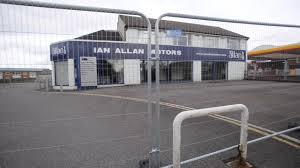 Plans For Garages Homes Plan For Ian Allan Motors Former Old Woking Site After