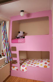Modular Children Bunk Bed Without Sharp Corners And With - Safety of bunk beds