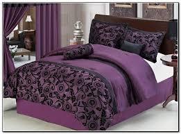 Full Size Purple Comforter Sets Bedding Sets Purple Bedding Set Purple And Silver Purple Bedding