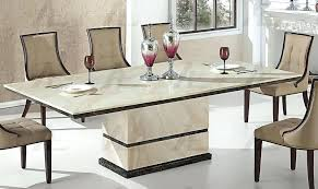 Dining Tables With Marble Tops Marble Dining Room Marble Dining Table Dining Room Table With Faux